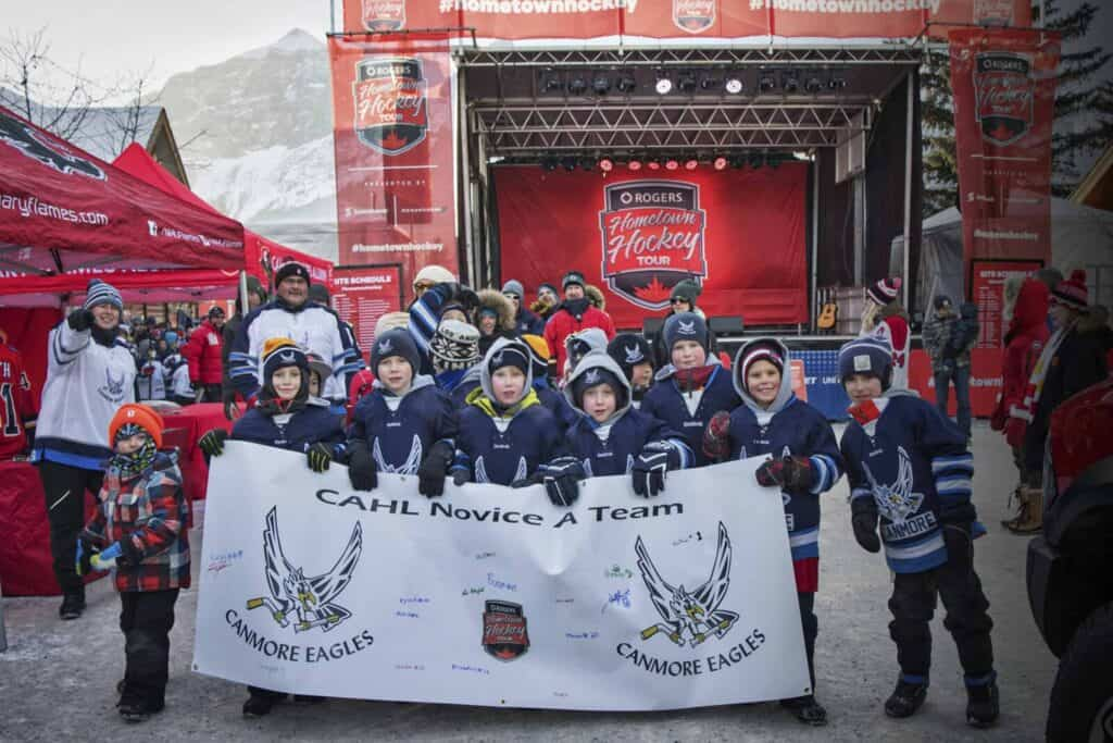 Rogers Hometown Hockey Tour Stops